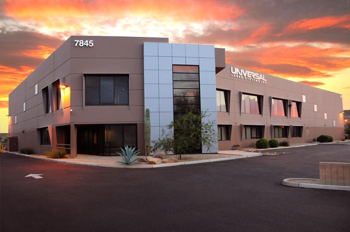 Universal Laser Systems Headquarters